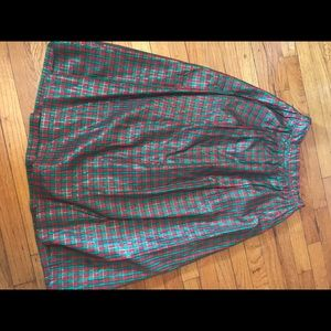 Vintage style, party holiday skirt!